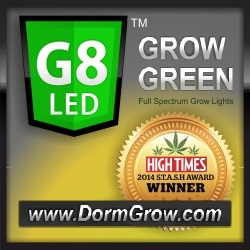 G8 - LED Grow Lights