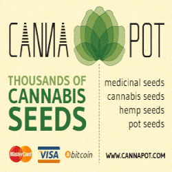 Cannapot for all your seed needs