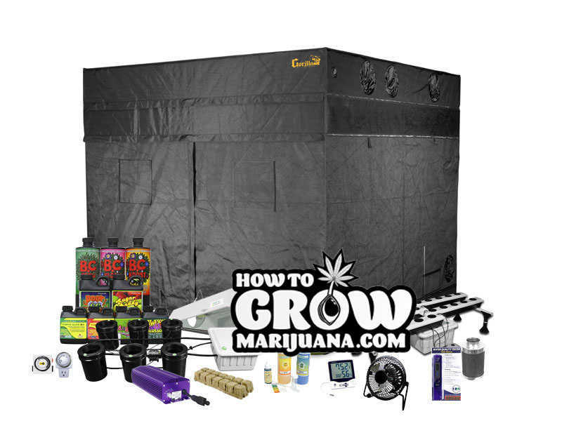 9-x-9-grow-tent-kit  sc 1 st  How to Grow Marijuana & 9 X 9 Grow Tent Kit Review