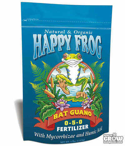 Hydroponic Nutrients and Marijuana Fertilizers