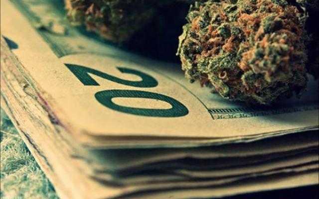 Marijuana cash
