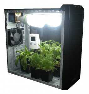 pc grow box for stealth