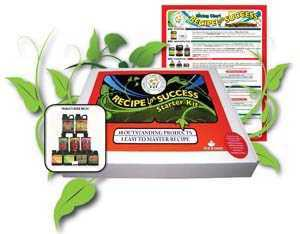 Technaflora recipe for success starter kit Superstar grow box