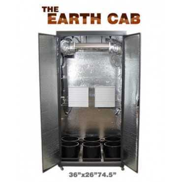 Earth Cab Grow Box