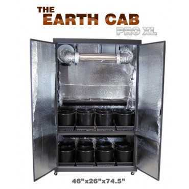 Earth Cab Pro XL Grow Box