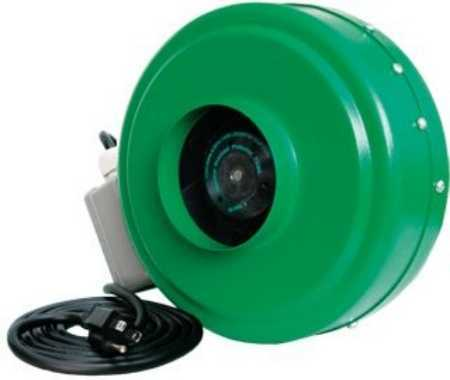 Active Air 4 Inch Inline Fan