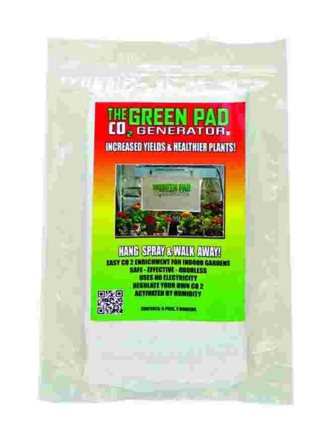 Green Pad CO2 Generator