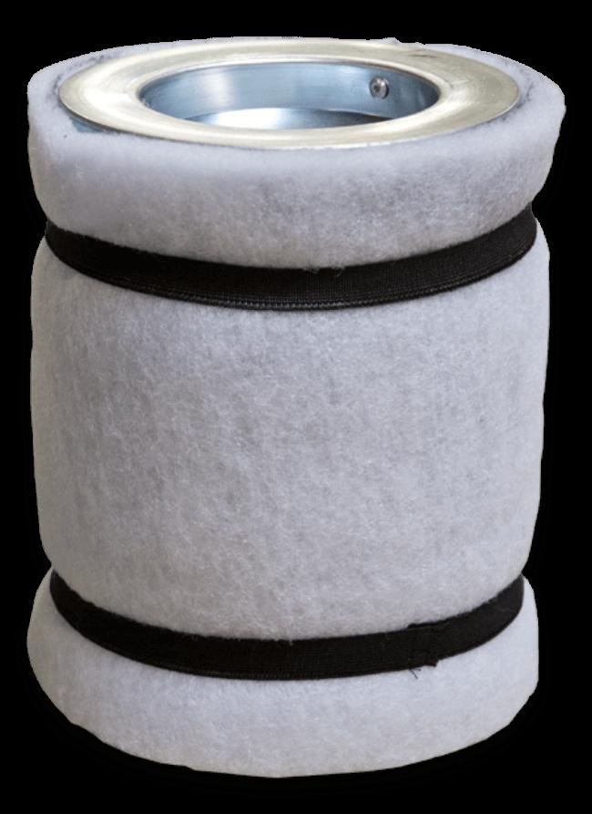 Industrial Grade Carbon Filter Solaris Soil