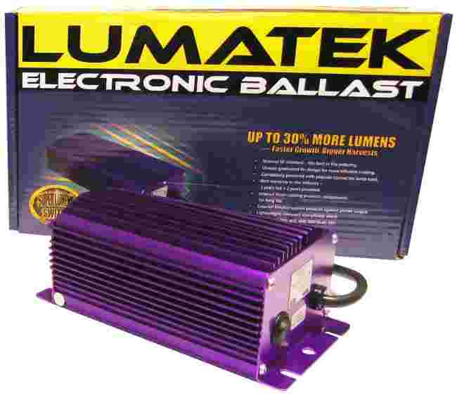 Lumatek Digital Dimmable Ballast