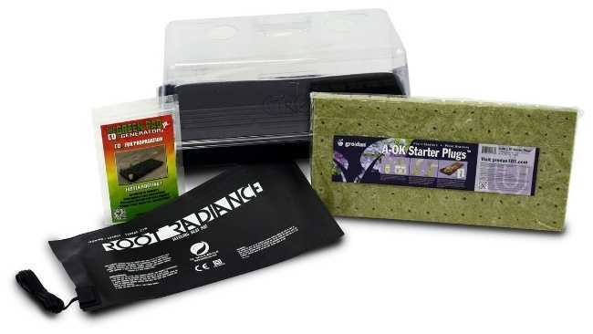 Seed Starter kit for hydroponics