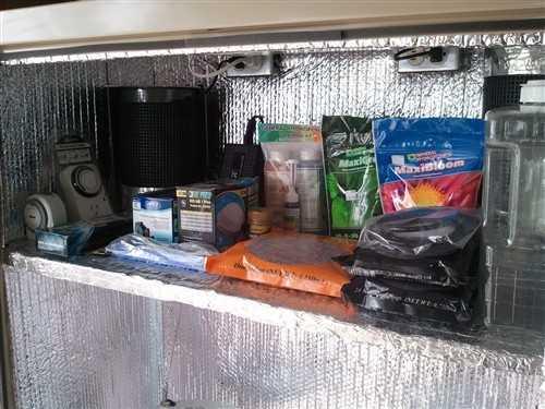 Stealth Box Supreme Full Kit
