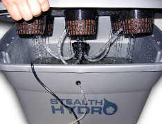 stealth hydro