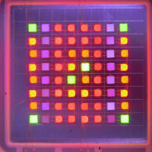 LED 45mil Chip