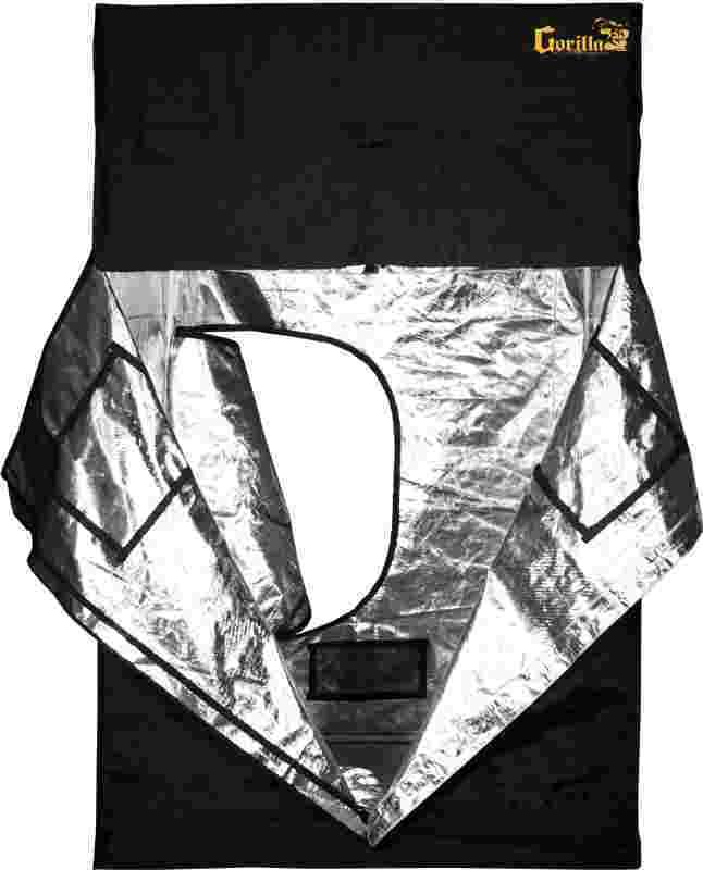 Gorilla 5 x 5 grow tent