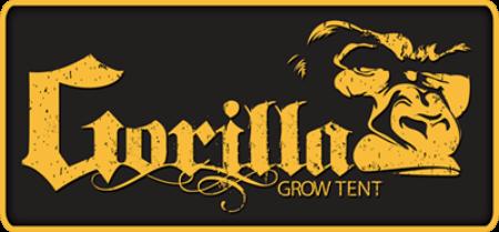 Gorilla grow tent logo