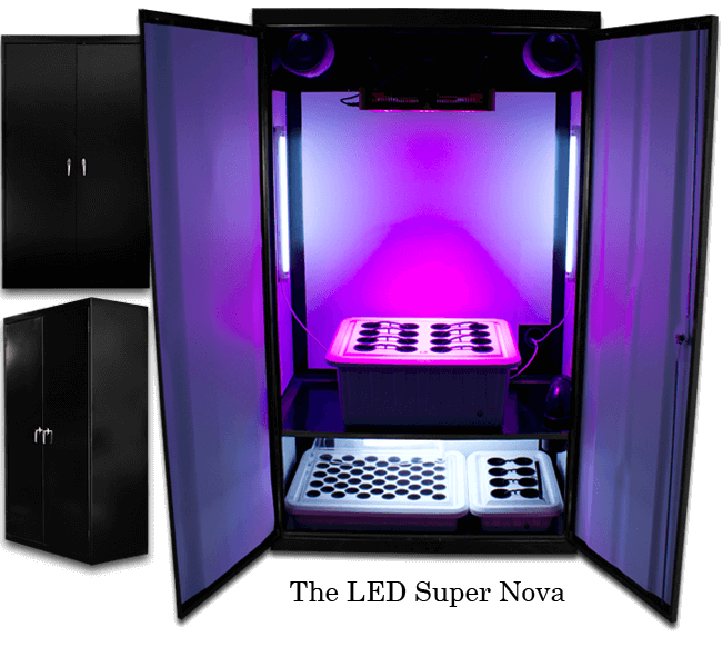 Led Supernova Grow Box Review
