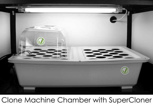 Clone Machine Chamber with SuperCloner