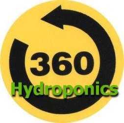 360 degree hydroponics