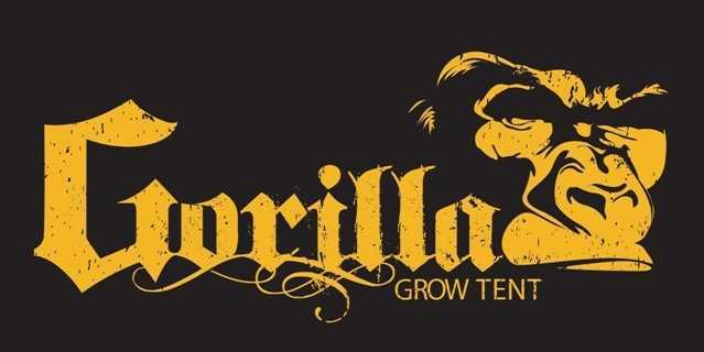 Gorilla grow tents logo