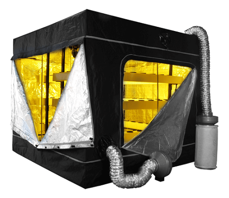 Big Buddha Box Vertical Grow Tent Kit  sc 1 st  How to Grow Marijuana : soil grow tent kits - memphite.com