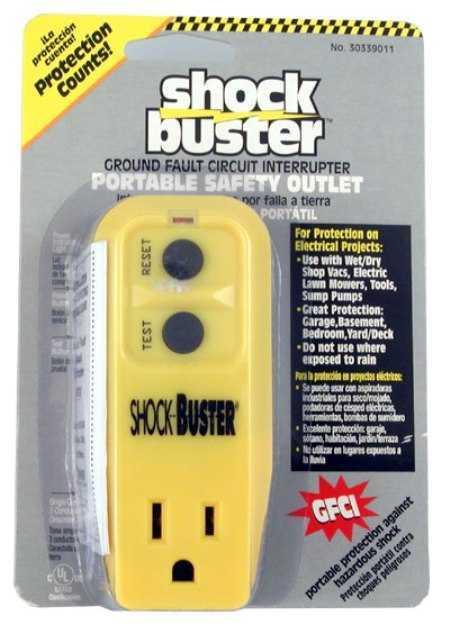 GFCI shockbuster