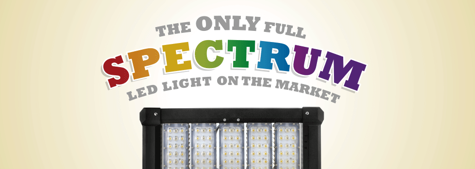 Full Spectrum LED