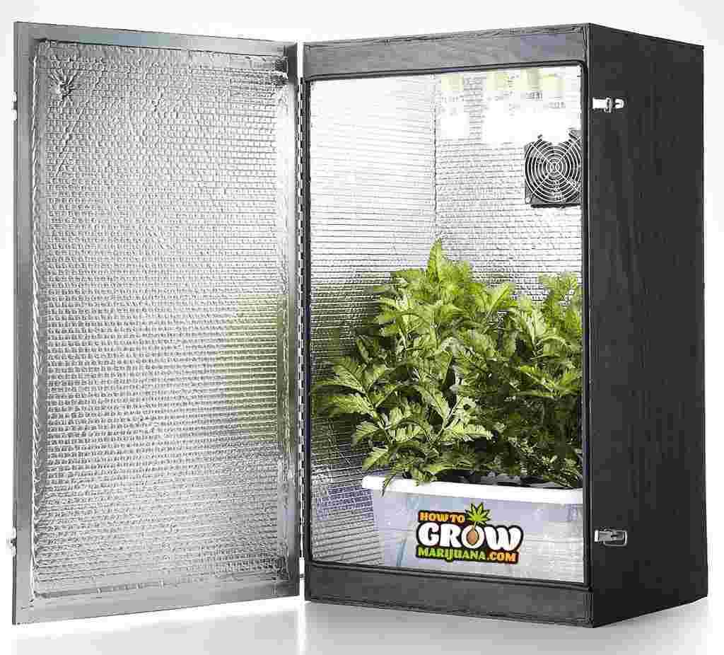Grow box Grandmas Secret Garden