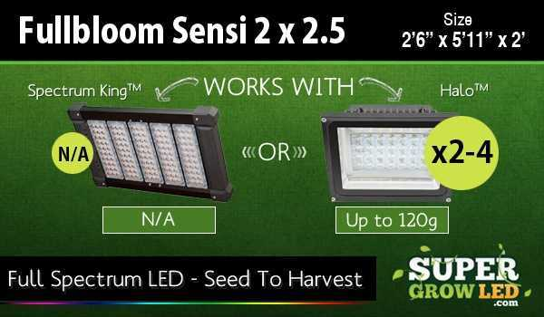 Sensi Kit Grow Lights