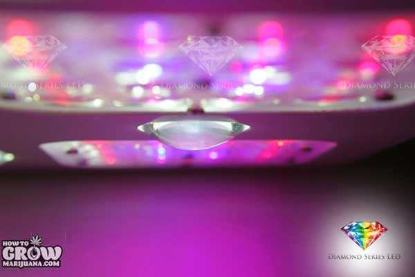 Advanced Lights Diamond Series XML350 - 10W LED Chip