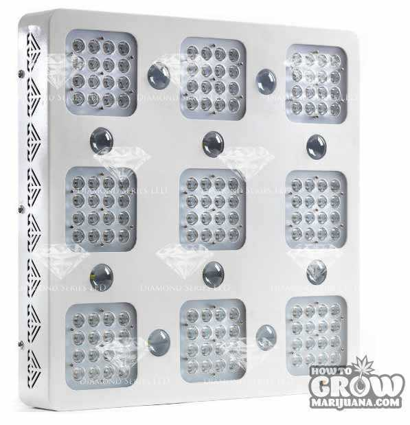 Advanced Lights Diamond Series XML350 - Off