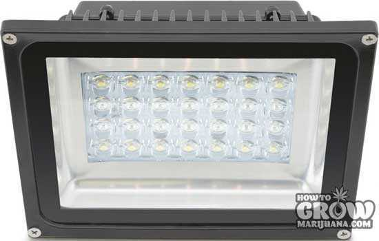 SuperGrowLED-Halo-LED-Grow-Light-off