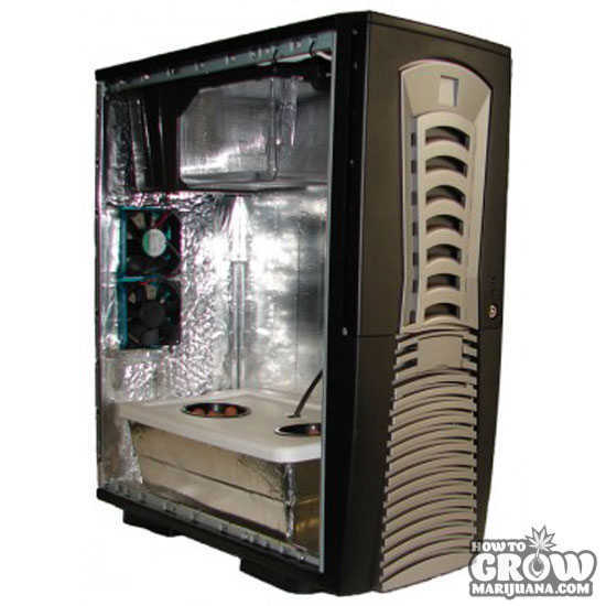 Commercially Produced PC Grow Box