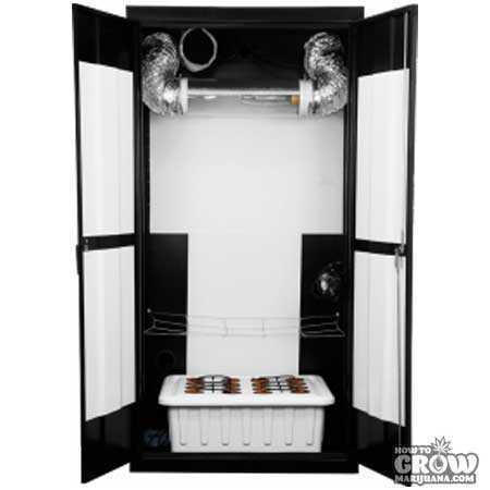 Super Flower Grow Box