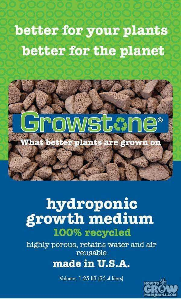 Growstone Hydroponic Substrate