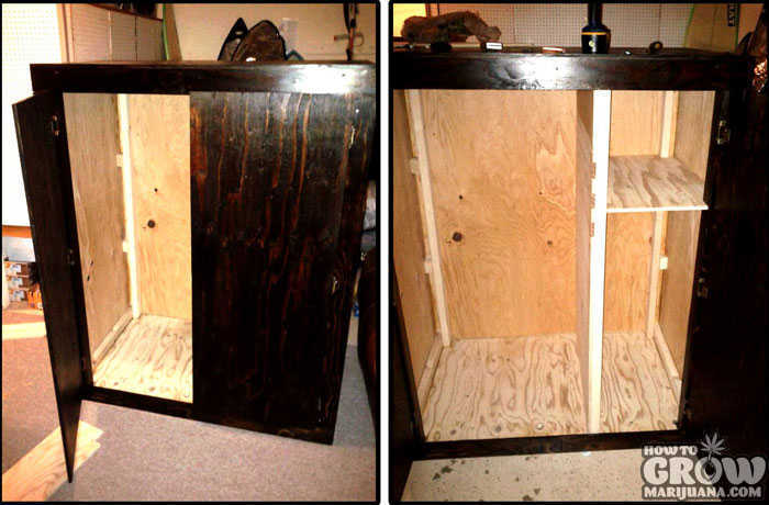 DIY Marijuana Grow Box Shell & Tips to becoming the MacGyver of DIY Marijuana Grow Boxes