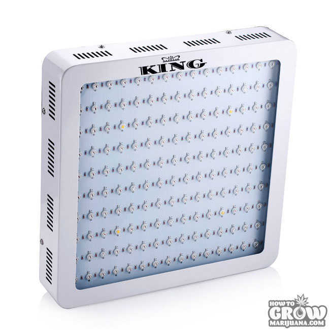 King 1200W LED Grow Light
