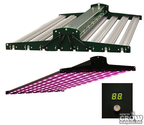 NeoSol Illumitex 520W LED Grow Light