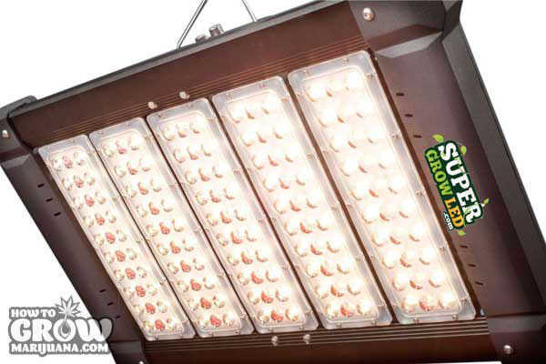 Spectrum King Super LED Grow Light