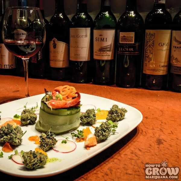 Forget Wine Pairing Cannabis Pairing Is Booming