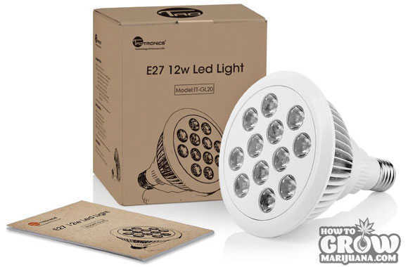 TaoTronic - E27 – 12W Light Bulb 4