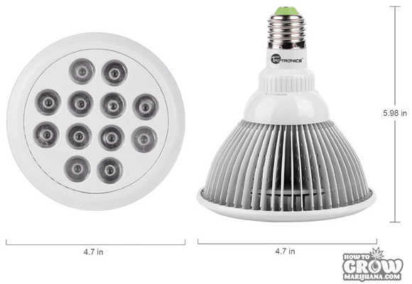 TaoTronic - E27 – 12W Light Bulb 5