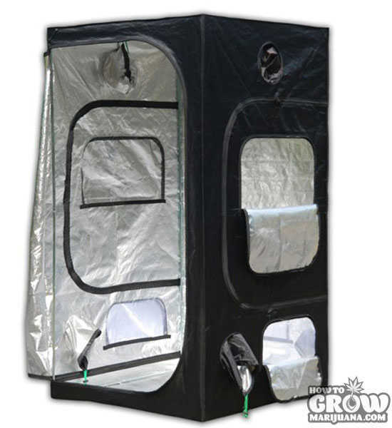 Dealzer Oasis 3x3 Cannabis Grow Tent