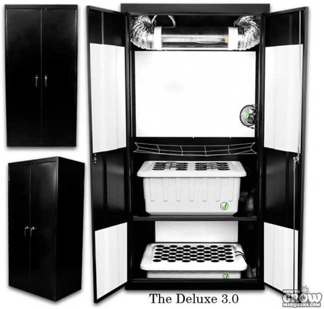 The Deluxe Grow Box